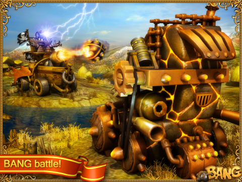 B.A.N.G: Battle of manowars3
