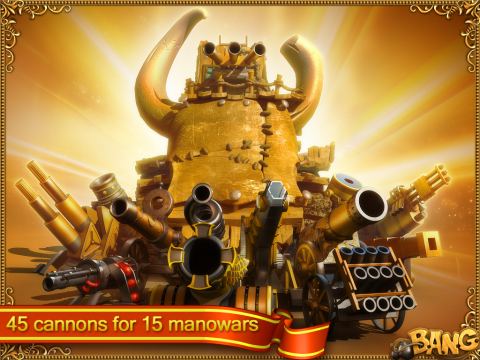 B.A.N.G: Battle of manowars5